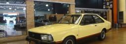 Raríssimo Corcel II GT 1980 placa preta