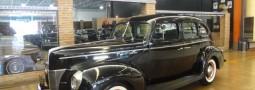 Ford deluxe 1940 placa preta, raríssimo com portas suicida