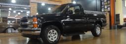 Silverado DLX 1998 6cc gasolina impecável , muito nova excelente preço pelo estado.